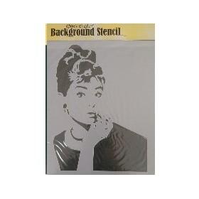 Background Stencil A4-5013