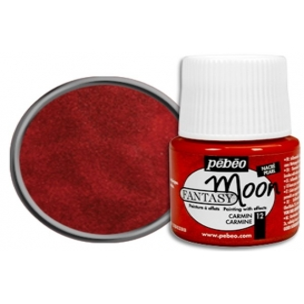 Pebeo Fantasy Moon Efekt Boya 12 Carmine