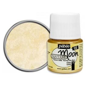 Pebeo Fantasy Moon Efekt Boya 15 Sand