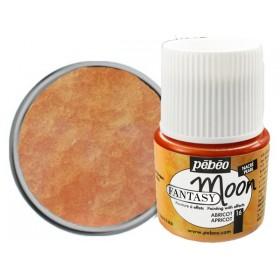 Pebeo Fantasy Moon Efekt Boya 16 Apricot