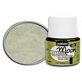 Pebeo Fantasy Moon Efekt Boya 17 Mistique Green