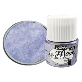 Pebeo Fantasy Moon Efekt Boya 22 Lilac