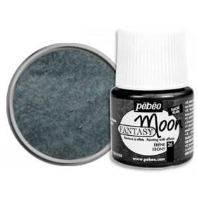 Pebeo Fantasy Moon Efekt Boya 26 Ebony