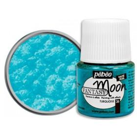 Pebeo Fantasy Moon Efekt Boya 36 Turqoise