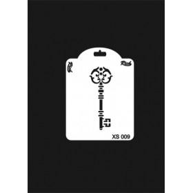 Rich XS Serisi Stencil 14x10cm XS 009