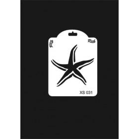 Rich XS Serisi Stencil 14x10cm XS 031