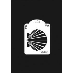 Rich XS Serisi Stencil 14x10cm XS 032