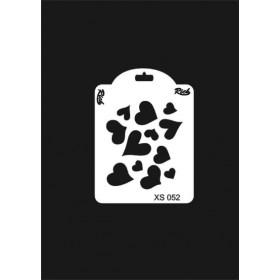 Rich XS Serisi Stencil 14x10cm XS 052
