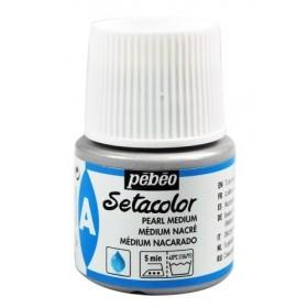 Pebeo Setacolor Pearl Medium ( Sedef Etkili