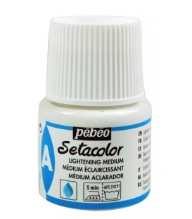 Pebeo Setacolor Lightening Medium (İnceltici) 45ml