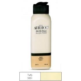 3001 Taffy Artdeco Yeni Formül Akrilik Boya 140 ml