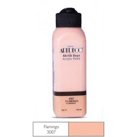 3007 Flamingo Artdeco Yeni Formül Akrilik Boya 140 ml