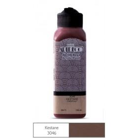 3046 Kestane Artdeco Yeni Formül Akrilik Boya 140 ml