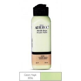 3036 Üzüm Yeşili Artdeco Yeni Formül Akrilik Boya 140 ml