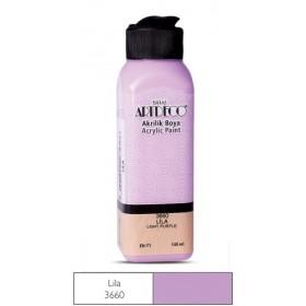 3660 Lila Artdeco Yeni Formül Akrilik Boya 140 ml