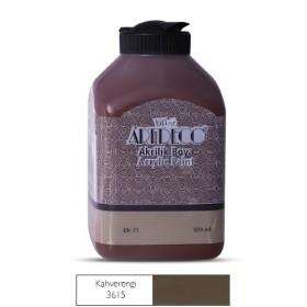 Artdeco 500ml 3615 Kahverengi Akrilik Boya