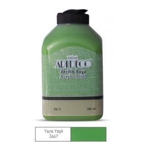 Artdeco 500ml 3667 Yayla Yeşili Akrilik Boya