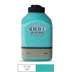 Artdeco 500ml 3662 Su Yeşili Akrilik Boya