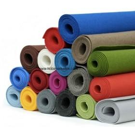 Kalın Keçe Kumaş Seti 50x50cm 10 Renk
