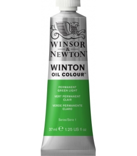 48 PERMANENT GREEN LİGHT Crimson Winsor & Newton Winton Yağlı Boya