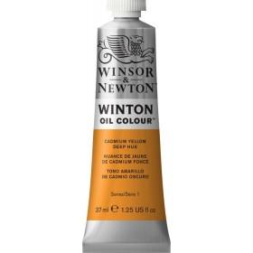 46 CADMİUM YELLOW DEEP HUE Crimson Winsor & Newton Winton Yağlı Boya