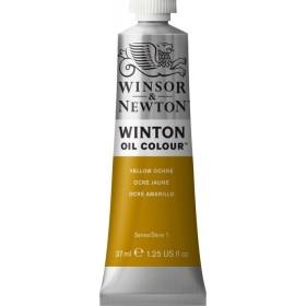 44 YELLOW OCHRE Winsor & Newton Winton Yağlı Boya 37 ml.