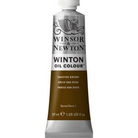 41 VANDYKE BROWN Winsor & Newton Winton Yağlı Boya 37 ml.
