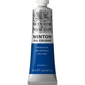 30 PHTHALO BLUE Winsor & Newton Winton Yağlı Boya 37 ml.