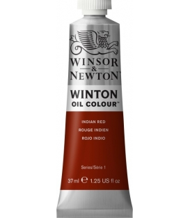 23 INDİAN RED Crimson Winsor & Newton Winton Yağlı Boya