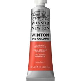 22 PERMANENT GERANİUM LAKE Crimson Winsor & Newton Winton Yağlı Boya