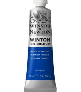 21 FRENCH ULTRAMARİNE Crimson Winsor & Newton Winton Yağlı Boya