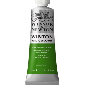 11 CHROME GREEN HUE Crimson Winsor & Newton Winton Yağlı Boya
