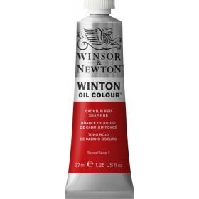 6 CADMIUM RED DEEP HUE Winsor & Newton Winton Yağlı Boya 37ml