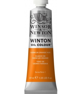 4 CADMİUM ORANGE HUE Crimson Winsor & Newton Winton Yağlı Boya