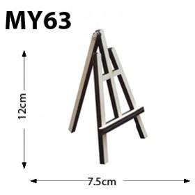 Şövale Minyatür Ahşap Obje MY63