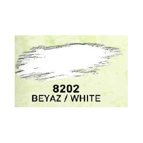 Rich Ebru Boyası Beyaz 8202