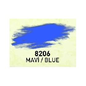 Rich Ebru Boyası Mavi 8206