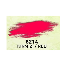Rich Ebru Boyası Kırmızı 8214