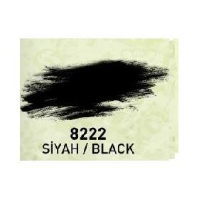 Rich Ebru Boyası Siyah 8222