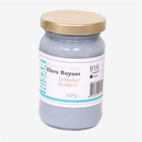 Hisar Ebru Boyası 105cc 919 Soğuk Gri (Sonbahar Renkleri)ri)