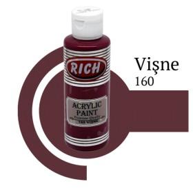 Rich 160 Vişne 130 ml Ahşap Boyası
