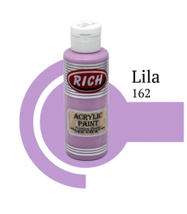 Rich 162 Lila 130 ml Akrilik Boya