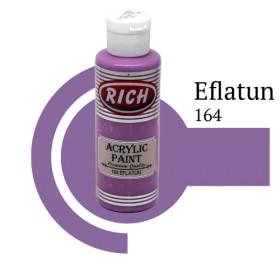 Rich 164 Eflatun 130 ml Ahşap Boyası
