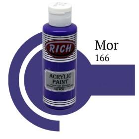 Rich 166 Mor 130 ml Ahşap Boyası