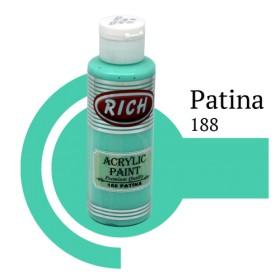 Rich 188 Patina 130 ml Ahşap Boyası