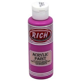 Rich 139 Magenta 130 ml Akrilik Boyası