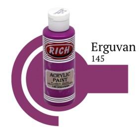 Rich 145 Erguvan 130 ml Akrilik Boyası