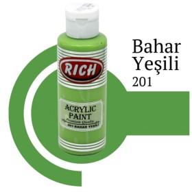 Rich 201 130 ml Ahşap Boyası
