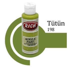 Rich 198 Türün 130 ml Ahşap Boyası