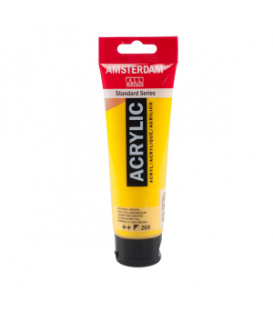 Talens Amsterdam Akrilik Boya 120 ml. 269 Azo Yellow Medium